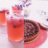 Fruity Lemonade and Pecan Pie